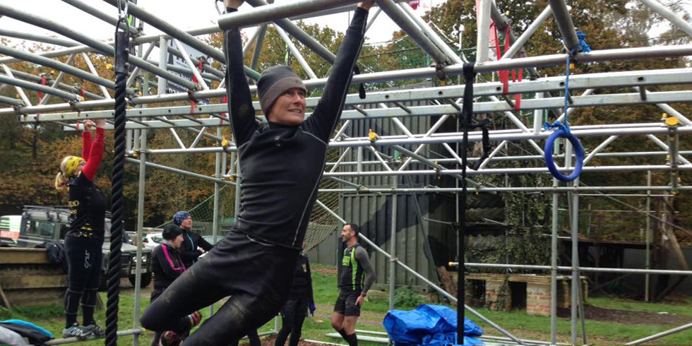 Jenny Obstacle Course Race Training